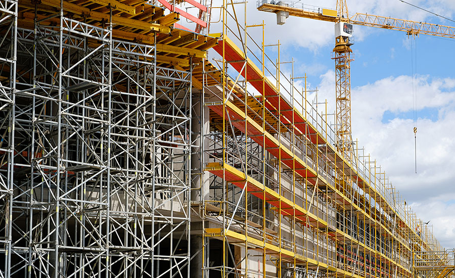 What is scaffolding?